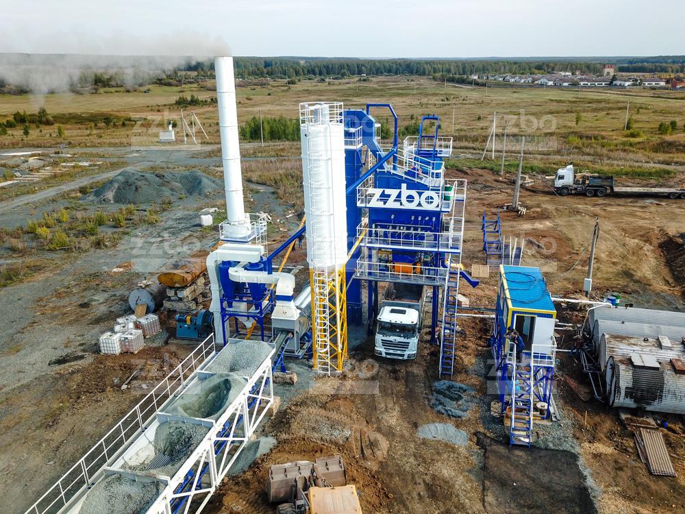 Асфальтобетонный завод БМЗ-80 - фото 10