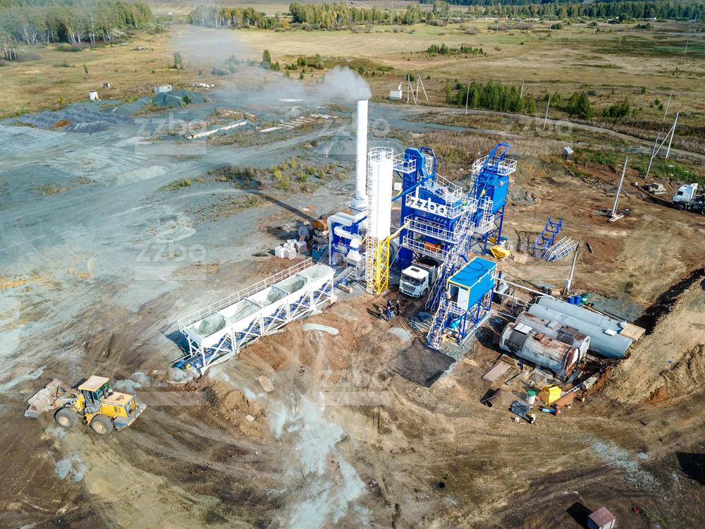Асфальтобетонный завод БМЗ-80 - фото 7