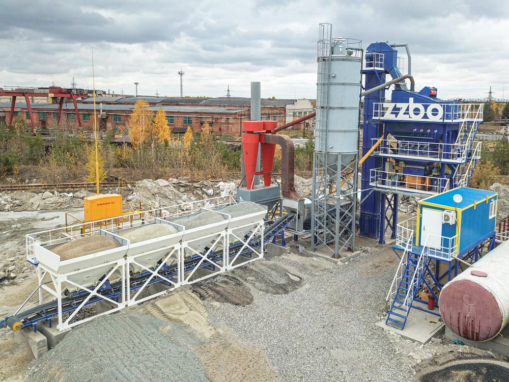 Асфальтобетонный завод БМЗ-80 - фото 6