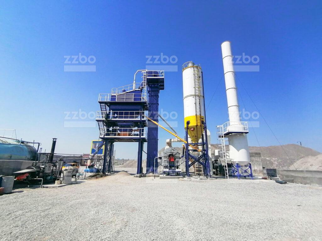 Асфальтобетонный завод БМЗ-80 - фото 18
