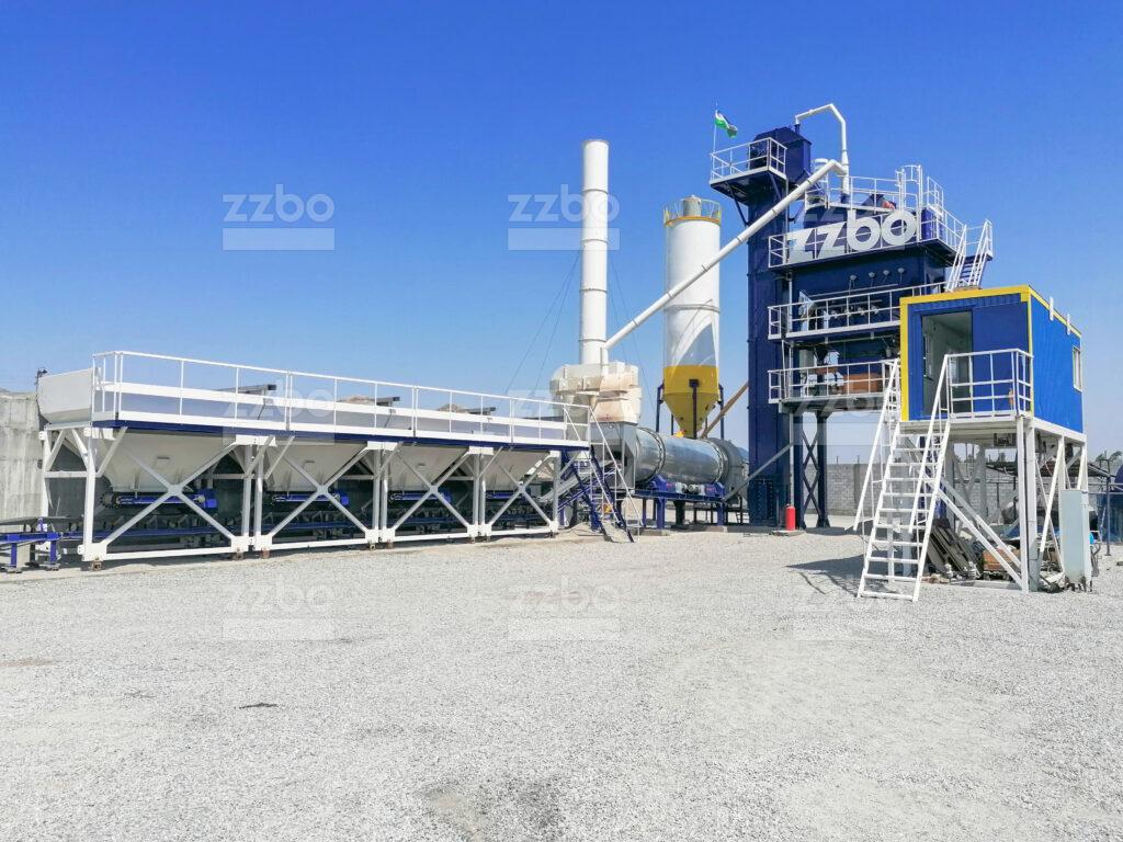 Асфальтобетонный завод БМЗ-80 - фото 17