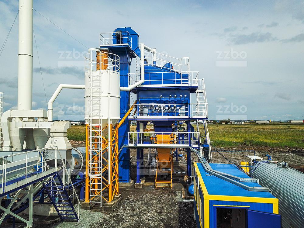 Асфальтобетонный завод БМЗ-80 - фото 5