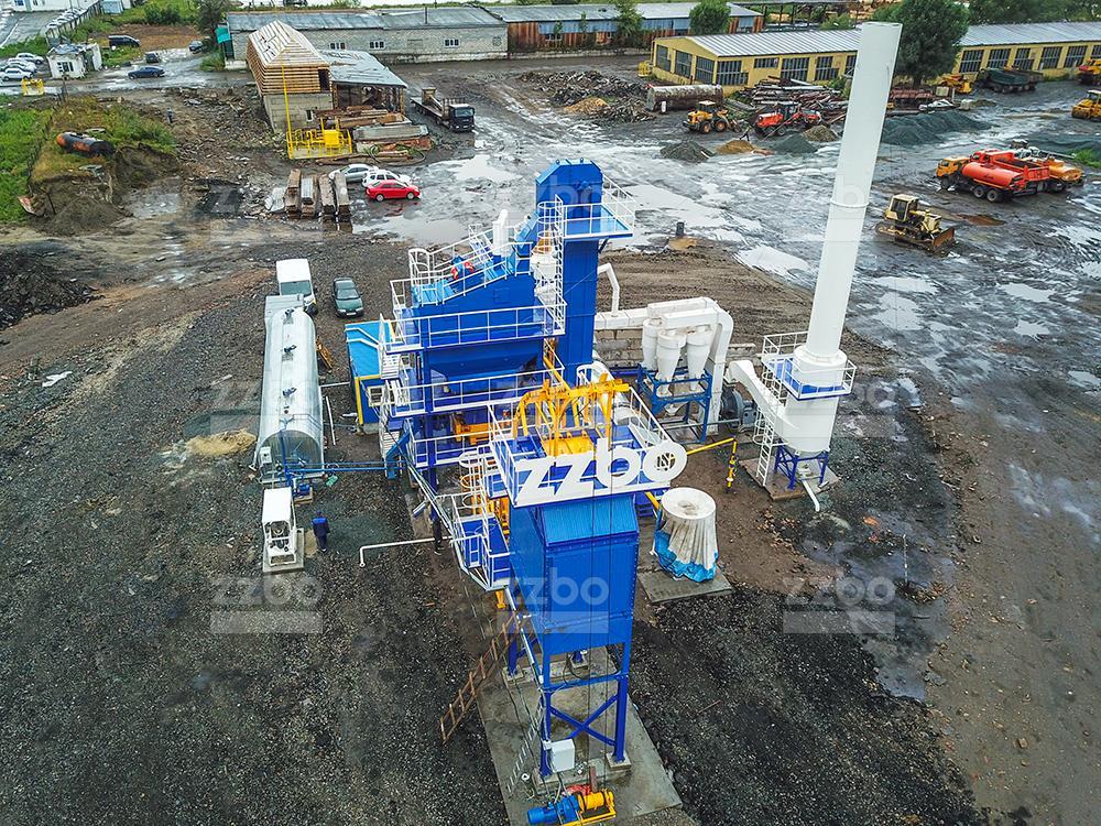 Асфальтобетонный завод БМЗ-80 - фото 9
