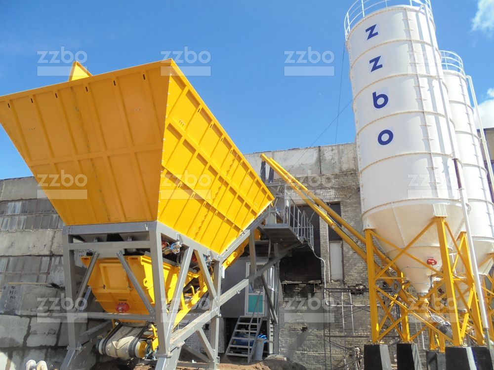 Бетонный завод QUICK BETON-75 - фото 2