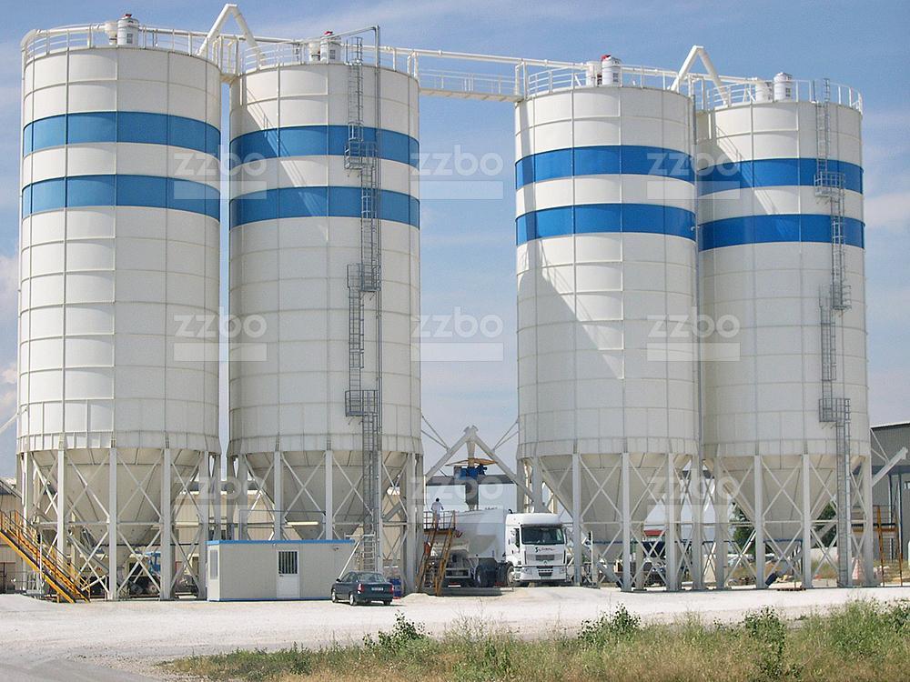 Силос цемента СПСЦ-345 - фото 10