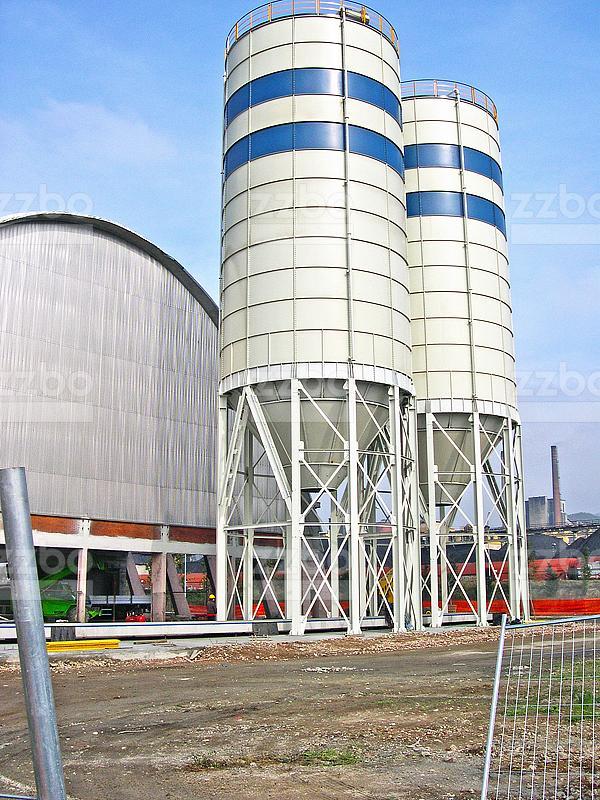 Силос цемента СПСЦ-410 - фото 16