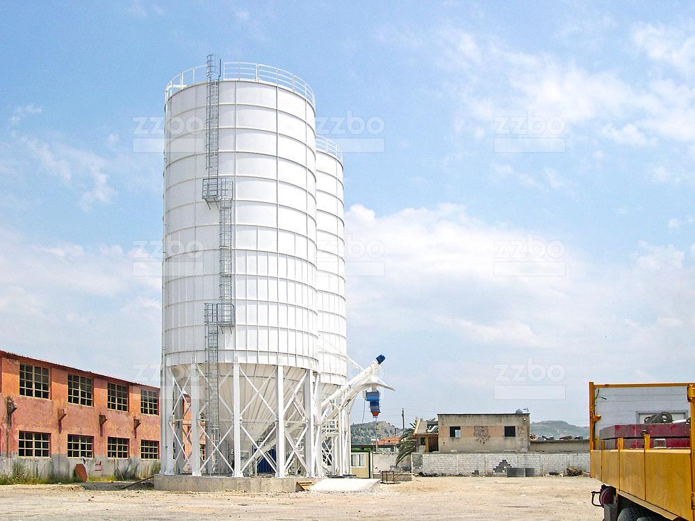 Силос цемента СПСЦ-465 - фото 8
