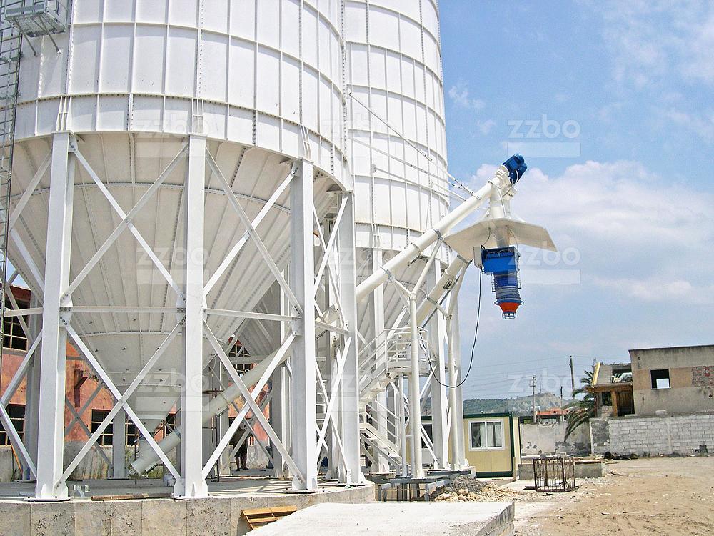 Силос цемента СПСЦ-410 - фото 20