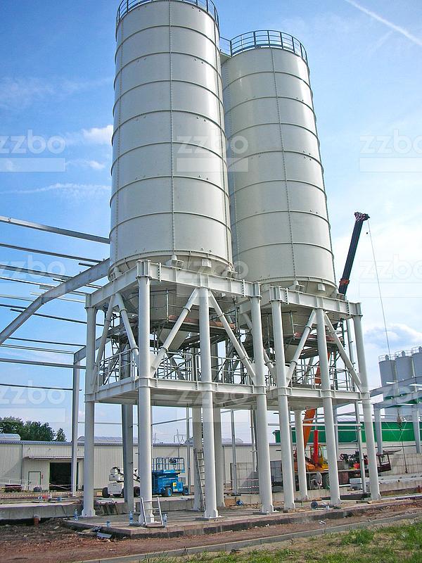 Силос цемента СПСЦ-410 - фото 22