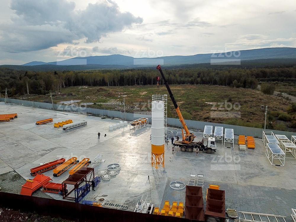 Силос цемента СЦТ-56 - фото 26