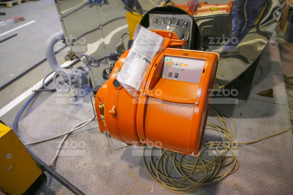 Дизельный парогенератор (среднего давления) ПГ-1000 - фото 2