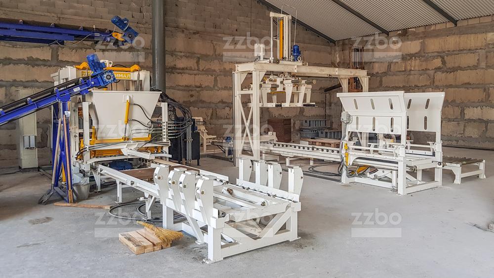 Автоматическая линия МАКСИМАЛ <br> на гидроподъемниках - фото 10