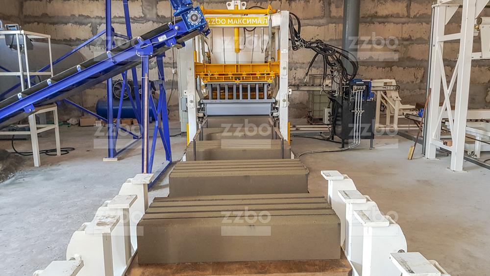 Автоматическая линия МАКСИМАЛ на гидроподъемниках - фото 9