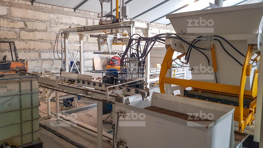Автоматическая линия МАКСИМАЛ на гидроподъемниках - фото 8