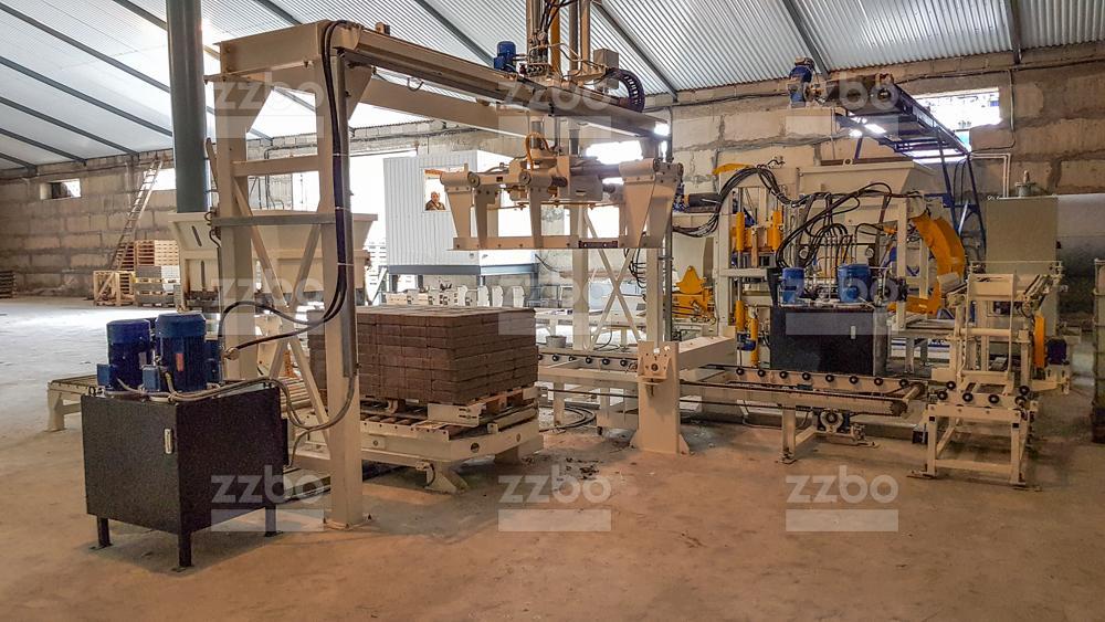 Автоматическая линия МАКСИМАЛ на гидроподъемниках - фото 7