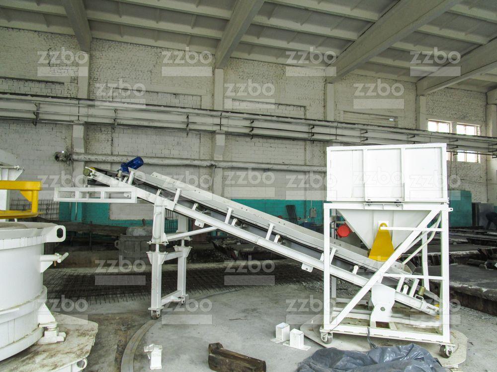 Вибропресс КС20 с бетоноукладчиком - фото 1