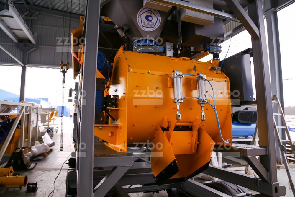 Одновальный бетоносмеситель БП-1Г-500S - фото 4