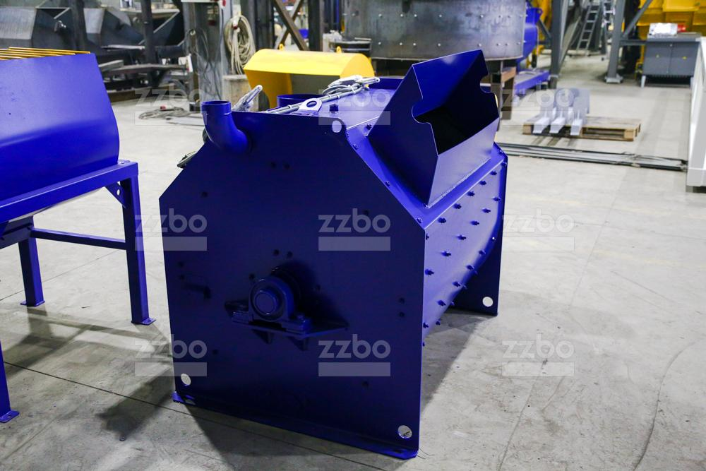 Одновальный бетоносмеситель БП-1Г-500S - фото 8