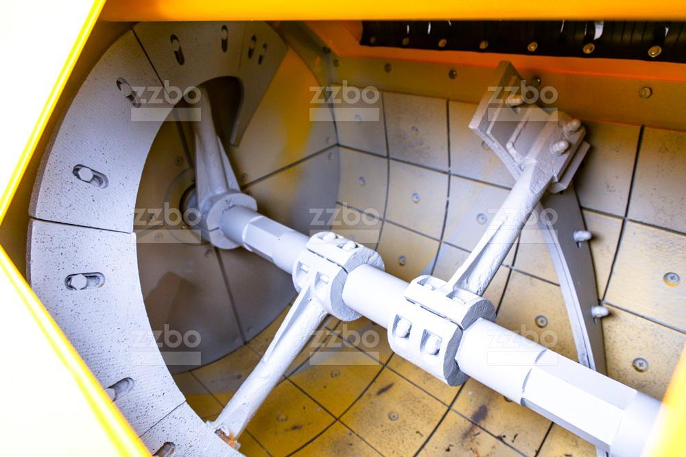 Одновальный бетоносмеситель БП-1Г-500S - фото 1