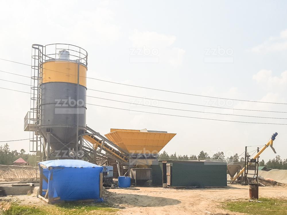 Бетонный завод  QUICK BETON-55 - фото 3
