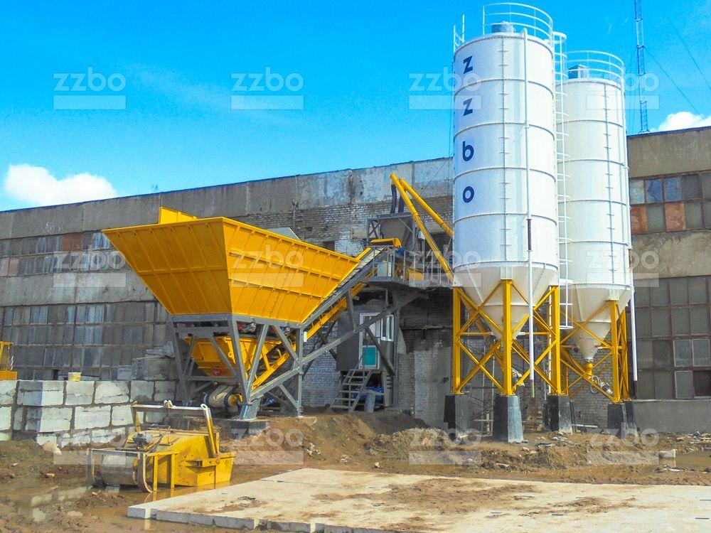 Бетонный завод  QUICK BETON-55 - фото 27