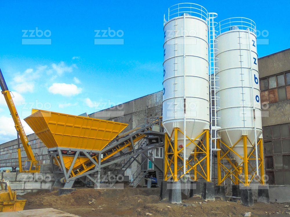 Бетонный завод  QUICK BETON-55 - фото 28