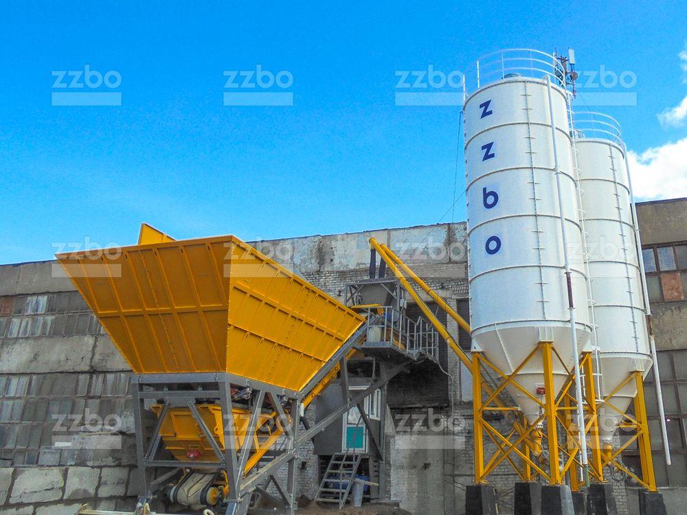 Бетонный завод  QUICK BETON-55 - фото 29