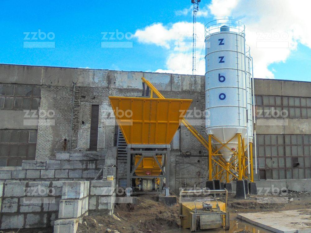 Бетонный завод  QUICK BETON-55 - фото 30