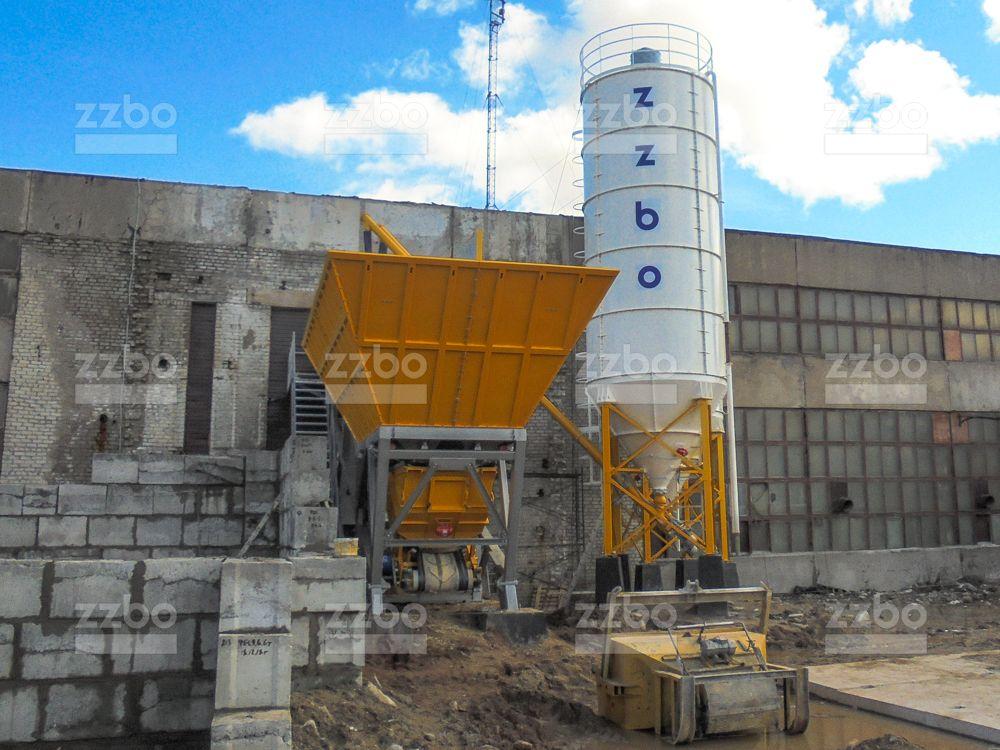 Бетонный завод  QUICK BETON-95 - фото 4