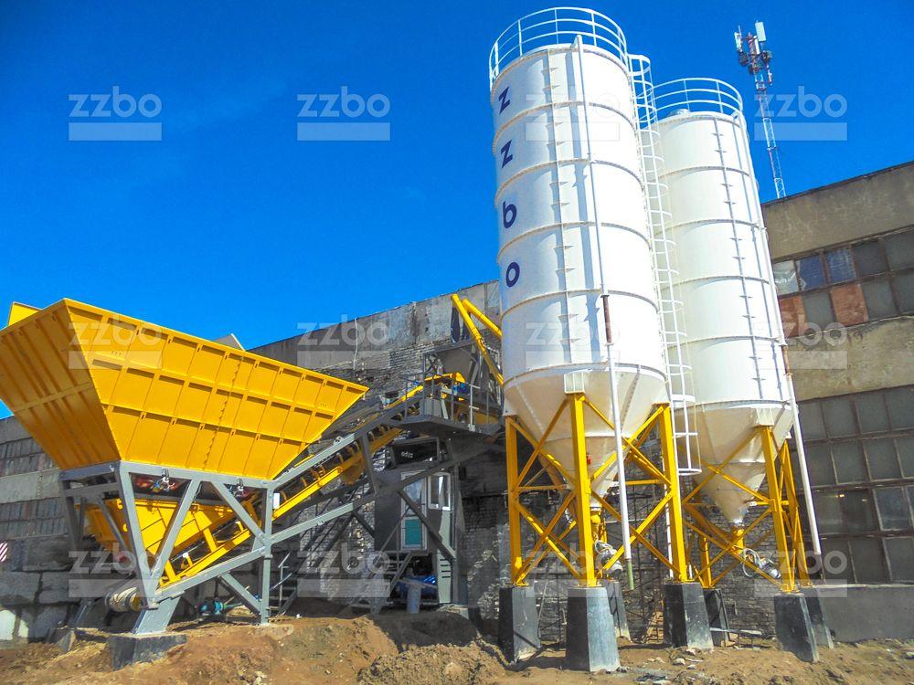 Бетонный завод  QUICK BETON-55 - фото 31