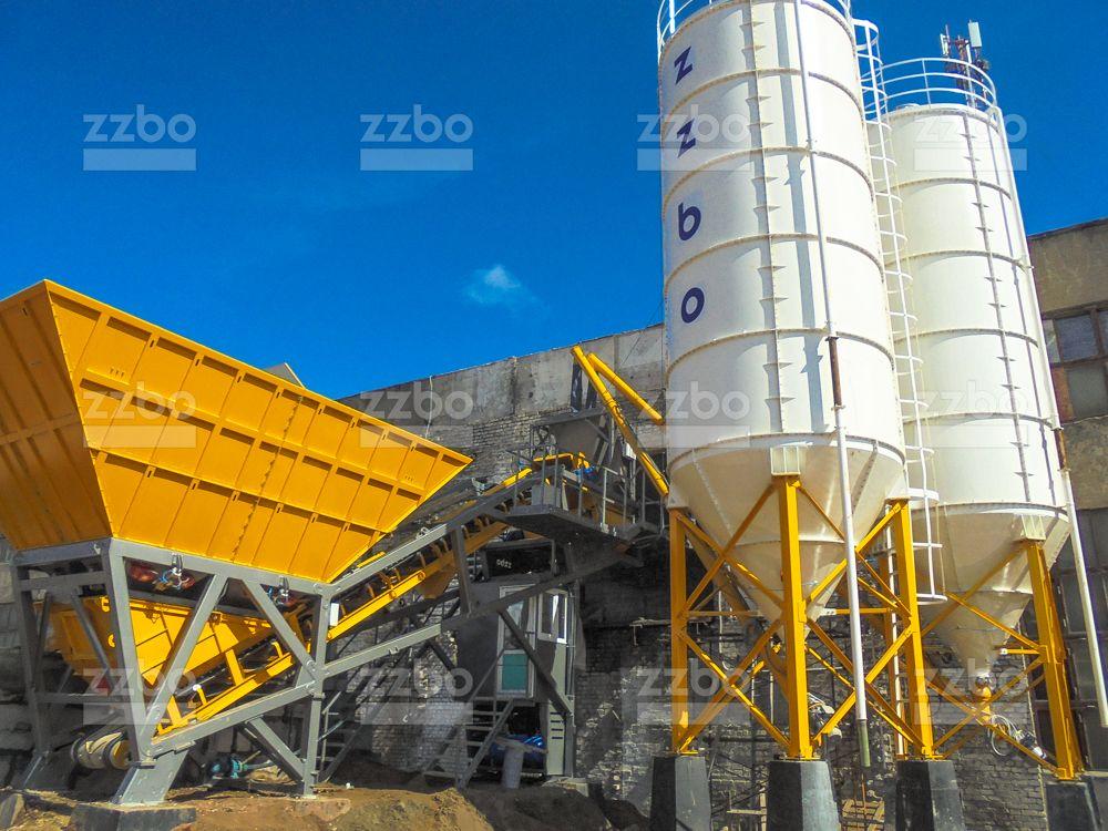 Бетонный завод  QUICK BETON-95 - фото 1