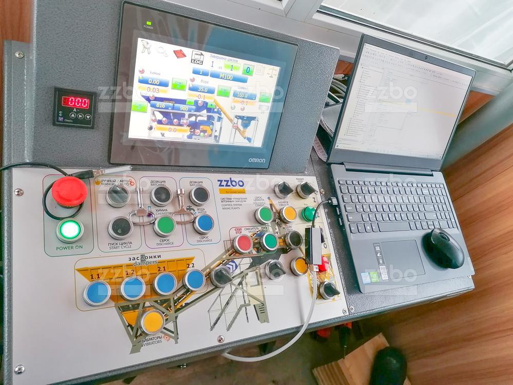 Бетонный завод  QUICK BETON-95 - фото 6