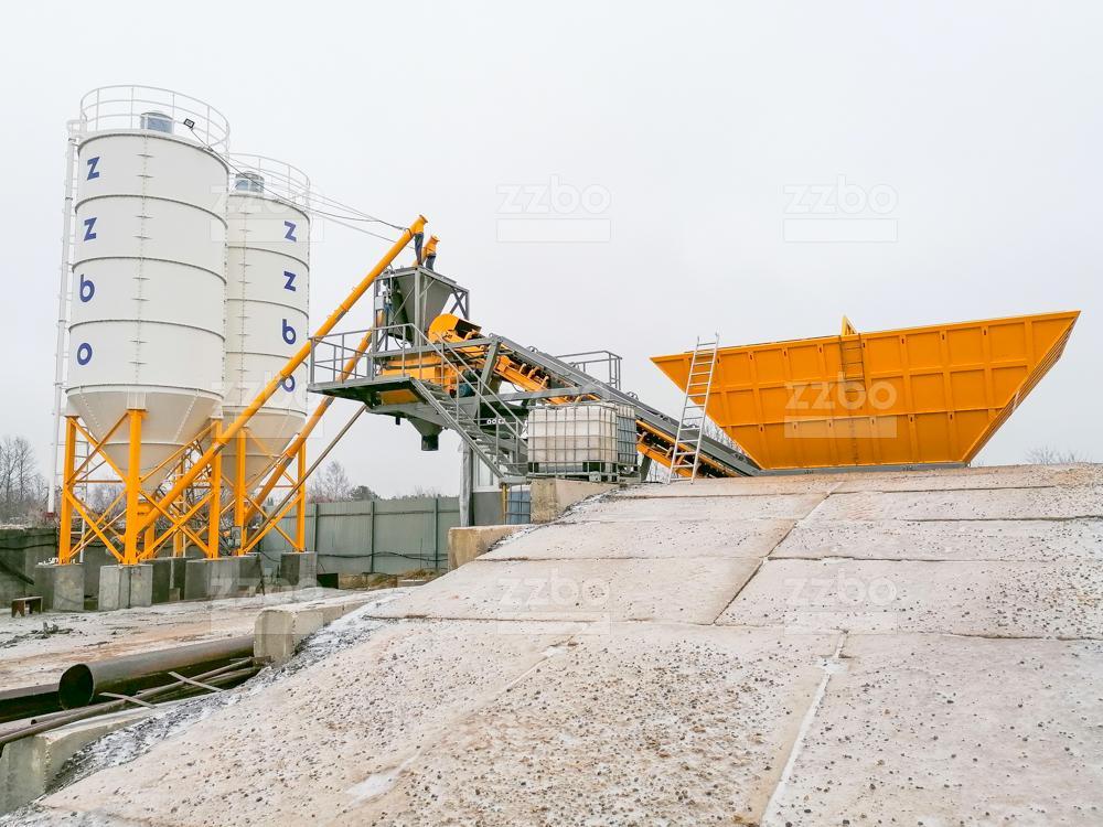 Бетонный завод  QUICK BETON-95 - фото 3