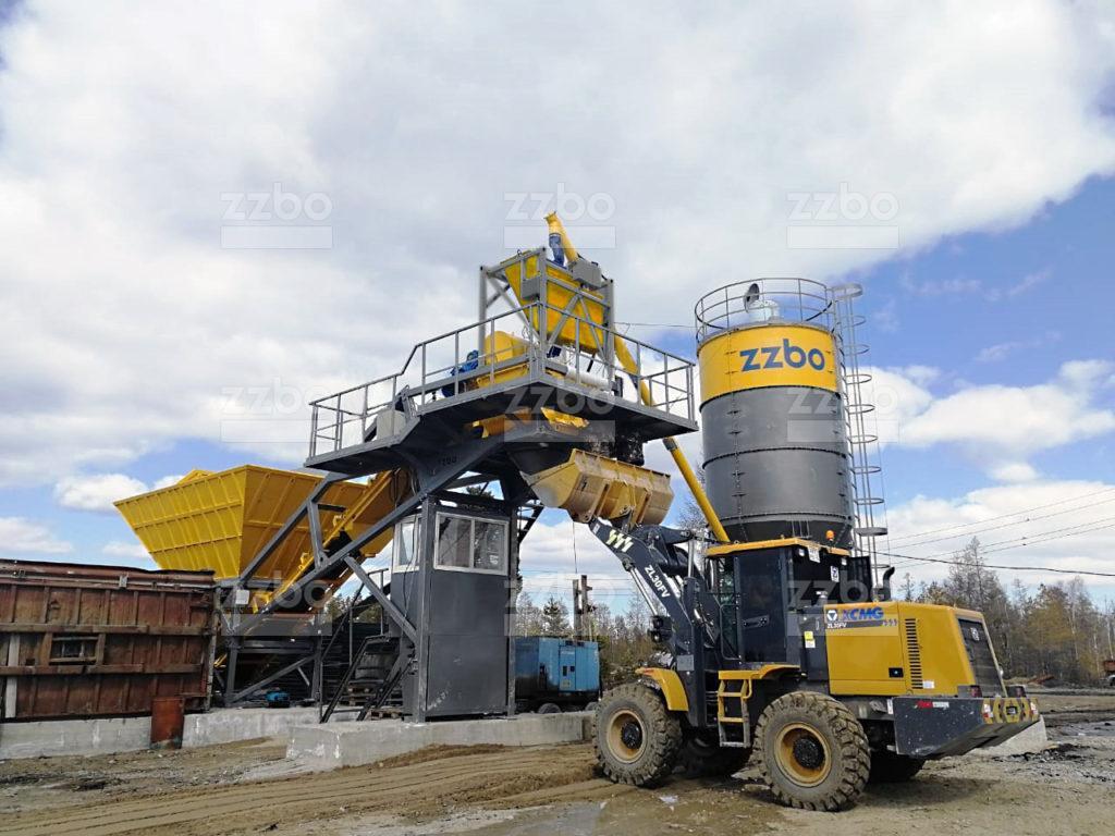 Бетонный завод  QUICK BETON-55 - фото 4