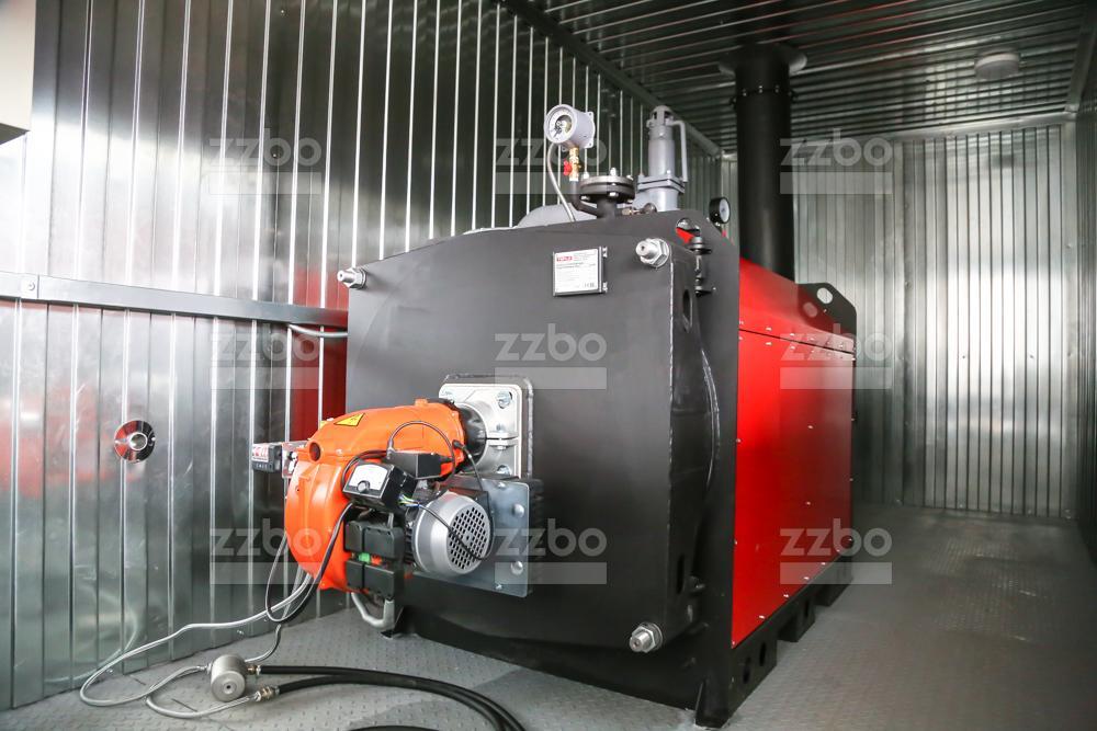 Газовый котёл водогрейный КВ-250 - фото 1
