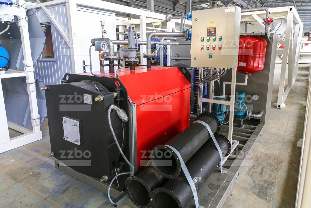 Газовая водогрейная котельная ВК-5 - фото 3