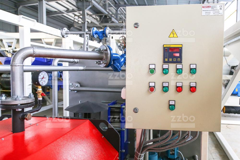 Газовая водогрейная котельная ВК-5 - фото 4
