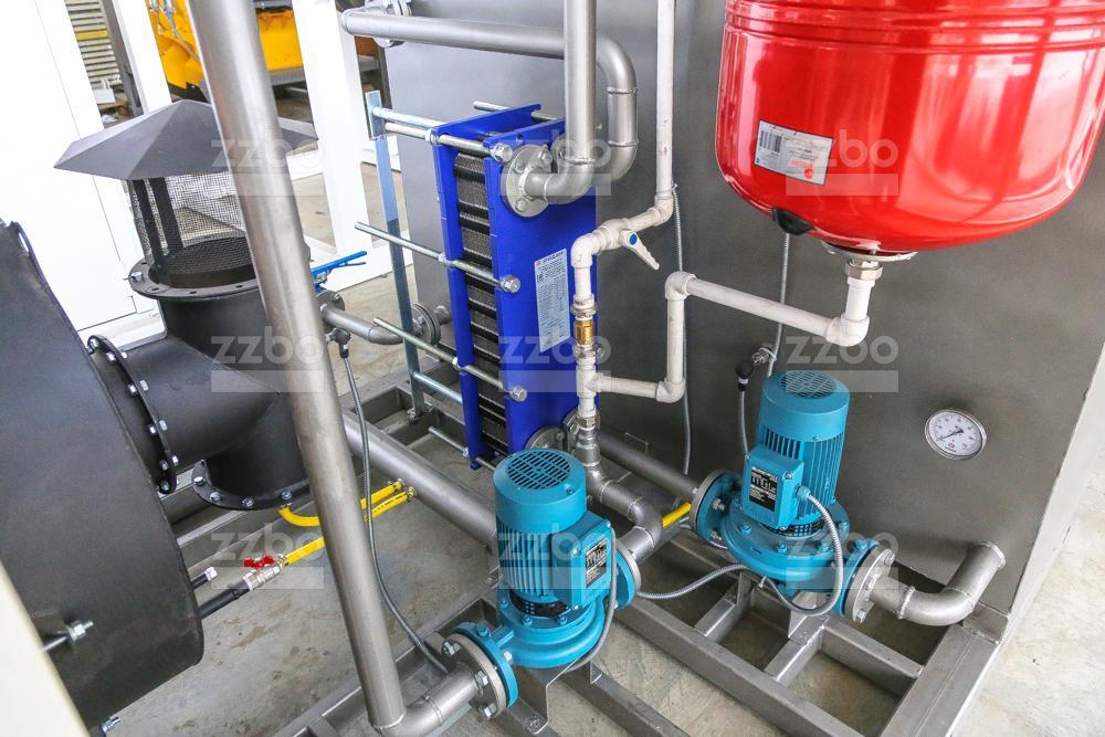 Газовая водогрейная котельная ВК-5 - фото 6