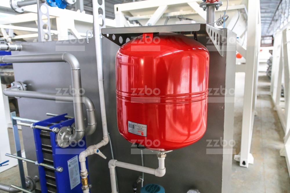 Газовая водогрейная котельная ВК-5 - фото 7