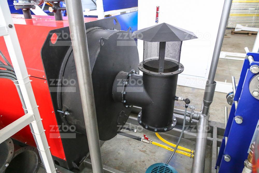 Газовая водогрейная котельная ВК-5 - фото 8