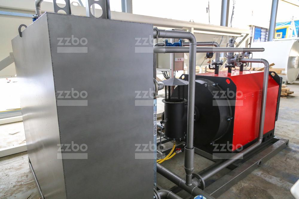 Газовая водогрейная котельная ВК-5 - фото 9