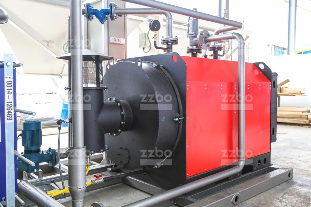 Газовая водогрейная котельная ВК-5 - фото 11