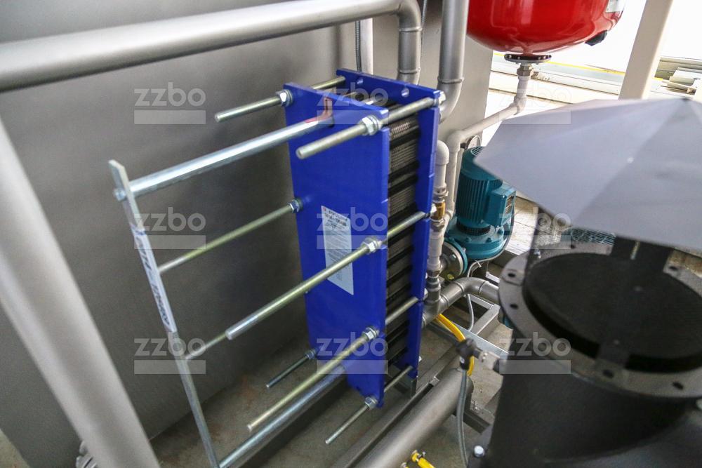 Газовая водогрейная котельная ВК-5 - фото 12