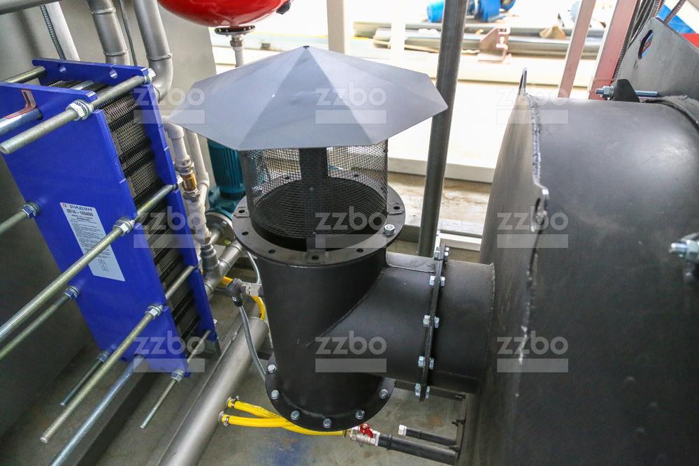 Дизельная водогрейная котельная ВК-5 - фото 12