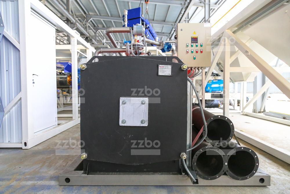 Газовая водогрейная котельная ВК-5 - фото 14