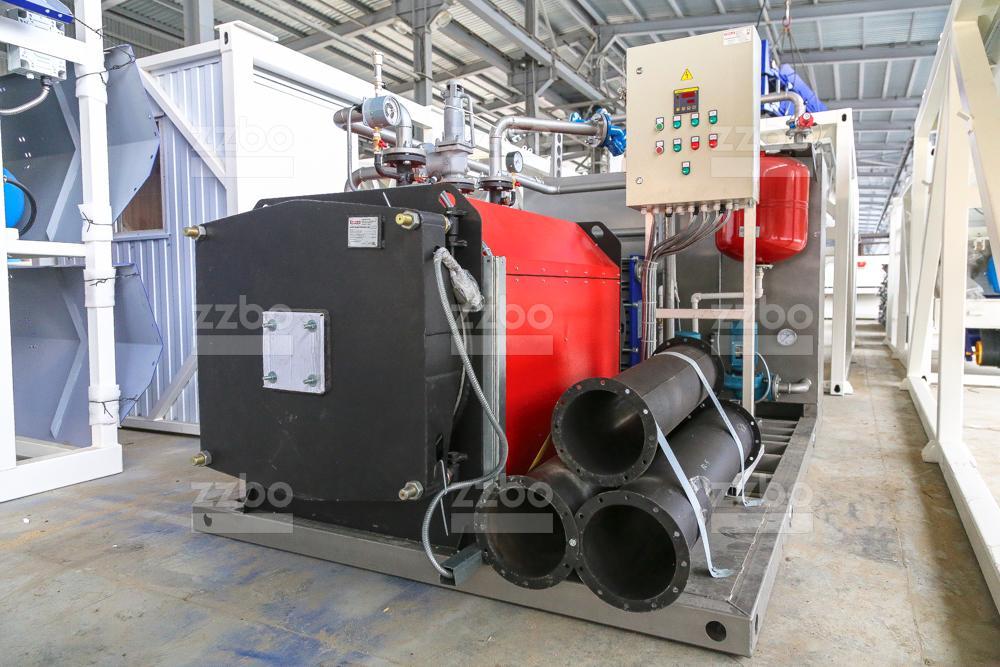 Газовая водогрейная котельная ВК-5 - фото 15