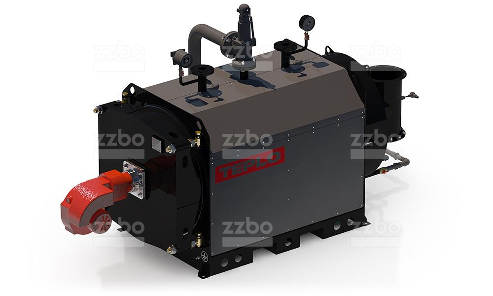 Газовый котёл водогрейный КВ-250 - фото 2