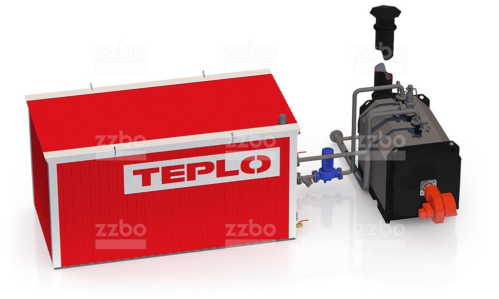 Газовая водогрейная котельная ВК-5 - фото 5