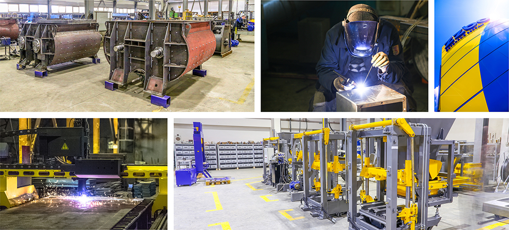 Информация о нашем заводе ZZBO