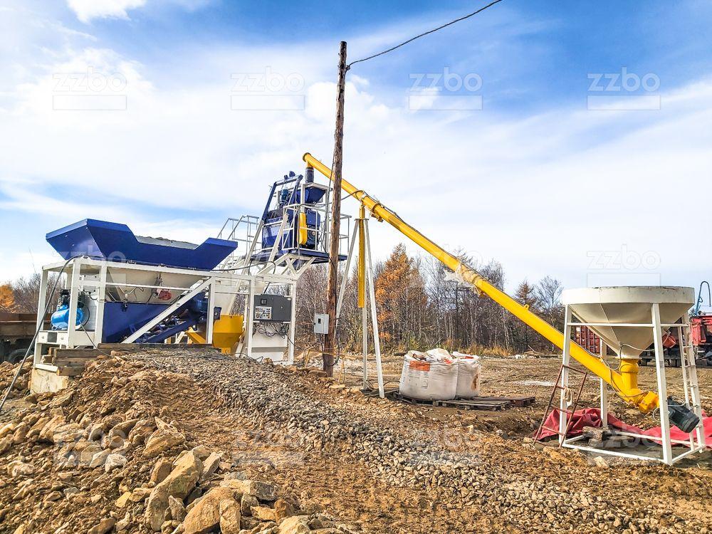 Растариватель биг-бегов цемента РМК-2М - фото 5